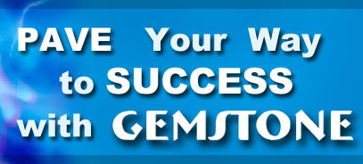 Pave your way to success with Gemstone